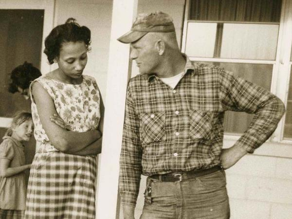 Image result for MILDRED and RICHARD LOVING